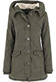 Urban Classics giacca da donna Garment Washed Long Parka