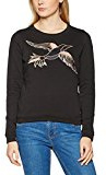 Tom Tailor Sweatshirt with Bird Embro, Felpa Donna