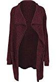 Urban Classics cappotto da donna lavorato a maglia Long Cape
