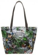 GLAM 2 - Shopping bag - jardin exotique