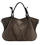Zicac Nuovo Spalla Da Donna- tela-Borse della borsa delle signore Crossbody Totes Vintage borsa