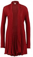 Anna Field Cardigan burgundy