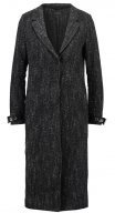 LIZZIE  - Cappotto classico - dark grey heather