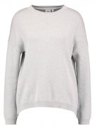 OBJTRISH - Maglione - light grey melange