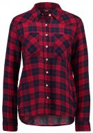 MEPEDO  - Camicia - navy/red