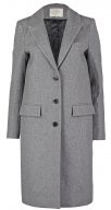 SFCONSTRACT - Cappotto classico - light grey melange