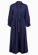 Vestito estivo - navy blazer