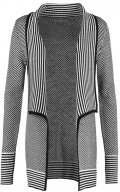 Anna Field Cardigan black/white