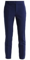 Zalando Essentials Pantaloni eleganti dark blue