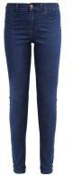 NMPARIS - Jeans slim fit - dark blue denim