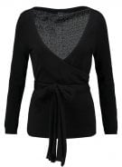 THE OLIVIA  - Cardigan - black
