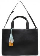 GASTON - Shopping bag - black