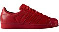 Adidas Superstar Adicolour Uomo Sneaker Rosso