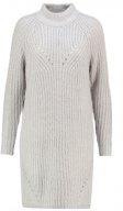 VISEMINA - Vestito di maglia - light grey melange