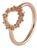 JULIE SANDLAU - Anello - rose gold-coloured