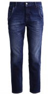 FAYZA-EVO - Jeans baggy - dark-blue denim