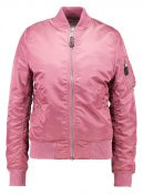 Giubbotto Bomber - dusty pink