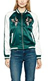 Tom Tailor Decorated Bomber Jacket, Giacca Donna