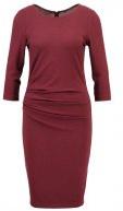 VINIMAS - Vestito di maglina - tawny port