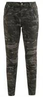 ONLZADIE - Jeans slim fit - ivy green