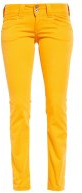 VENUS - Jeans a sigaretta - rugby yellow