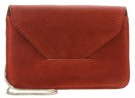 TYRA - Borsa a tracolla - dark red rust