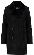 VMLONDON - Cappotto corto - black