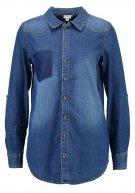 JDYJANET  - Camicia - medium blue denim