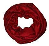 Sciarpa tubo, snood, foulard, pashmina chiuso, da donna, alla moda