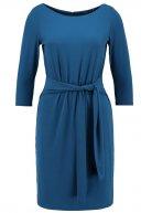 Vestito di maglina - petrol blue