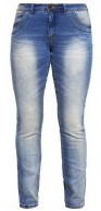EMILY - Jeans slim fit - blue denim