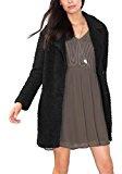 ESPRIT 096EE1G021, Giubbotto Donna, Nero (BLACK), 38