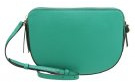 DOUBLE ZIP HALF MOON XBODY - CORRAL - Borsa a tracolla - green