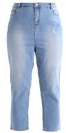INSPIRE - Jeans a sigaretta - mid blue