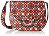 Guess - Lexxi Crossbody Saddle Bag, Borsa a spalla Donna