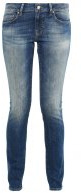 SERENA - Jeans Skinny Fit - shaded used sunset