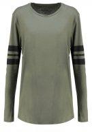 JORTABEAH SLIM FIT - Maglietta a manica lunga - thyme