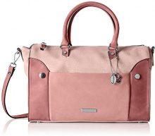 BulaggiBlock Handbag - Borsa a mano Donna, rosa (Pink (Pink (pink))), 13x24x33 cm (B x H x T)