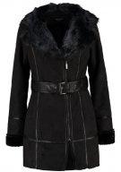 GANNI - Cappotto invernale - noir