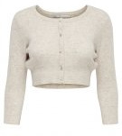 Cardigan - whitecap gray
