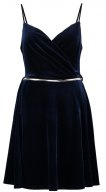 Miss Selfridge Vestito estivo navy blue
