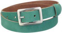 MGM Cintura, donna 2,5 cm di larghezza Verde (Grun) 100 cm