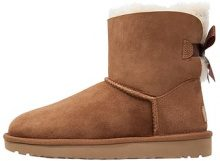 UGG MINI BAILEY BOW II Stivaletti chestnut