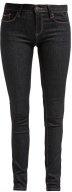 MID RISE SKINNY NORA - Jeans Skinny Fit - denim