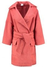 UPSCALE - Cappotto classico - lust pink