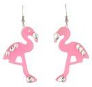 Orecchini - pink/crystal