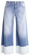 Jeans a zampa -  light-blue denim