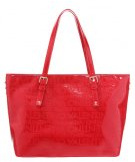 SELENE - Shopping bag - rosso