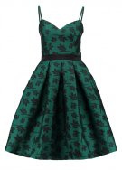Chi Chi London ANTONINA Vestito elegante green