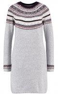 Vestito di maglia - grey
